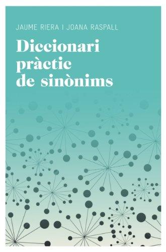 Diccionari Pràctic De Sinònims - Reedició (Aula)