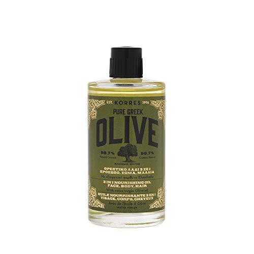 Korres Olive Nährendes 3In1 Öl