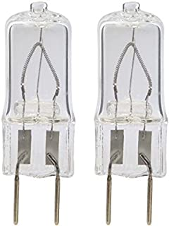 2pack – WB25X10019 20W Halogen Lamp Bulb 20W Replacement for GE Microwave