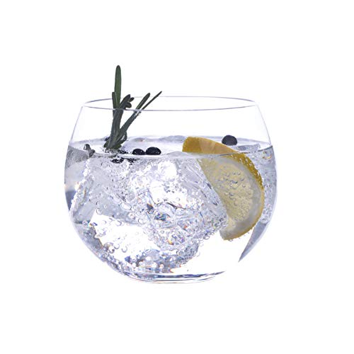Stemless Gin Glasses by Lunar Oceans