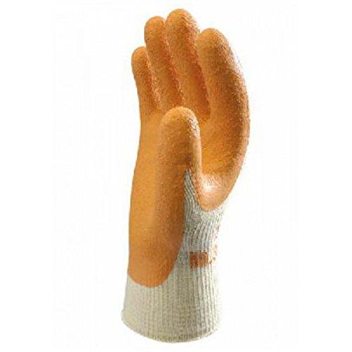 Showa Grip-Handschuhe 310 orange 7 Gelb/Orange