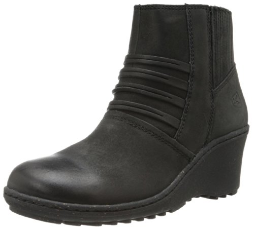 Hot Sale KEEN Women's Zurich Low Boot,Black,8.5 M US
