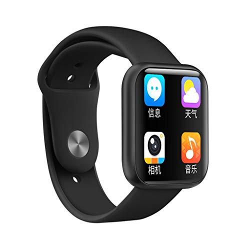 Reloj de pulsera inteligente para hombre y mujer, monitor de actividad inteligente, contador de pasos, contador de calorías, pantalla táctil de 1,3 pulgadas