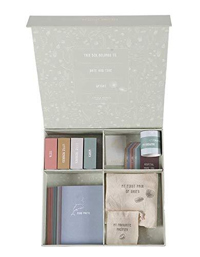 Tiamo Little Dutch 4750 Erinnerungsbox My Little Baby Box mintgrün 30x30x6 cm
