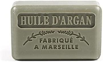Foufour 125G Savon De Marseille Soap - Argan Oil (Huile D'Argan)