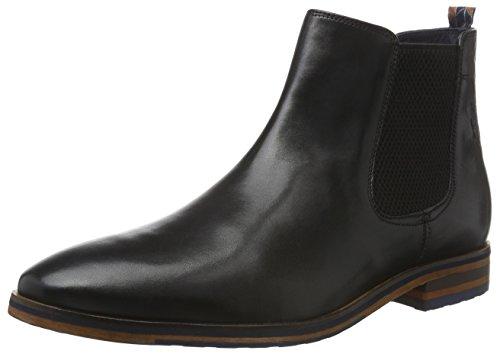 Daniel Hechter 811211201000, Chelsea Boots Homme, Noir Noir 1000, 41 EU