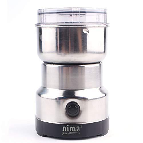 Heaviesk Premium 220 V Elektrische EdelstahlHaushalt Schleifen Fräsmaschine Kaffeemühle Hause Werkzeug Für Samen Mutter
