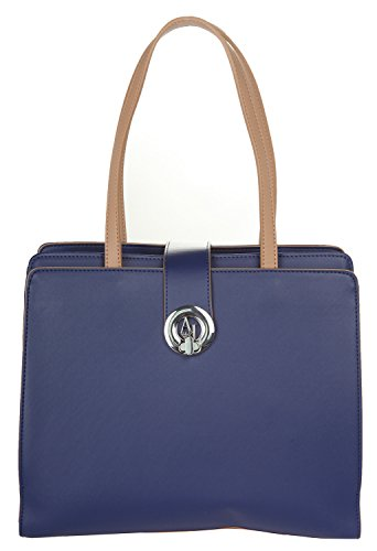 Armani Jeans borsa donna a mano shopping nuova originale blu