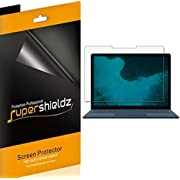 Supershieldz [3-Pack] for Microsoft Surface Laptop 2 / Surface Laptop Screen Protector, High Definition Clear Shield + Lifetime Replacement