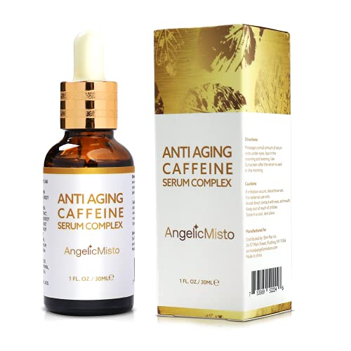 Anti Aging Caffeine Serum Complex f…