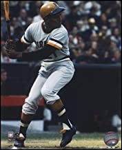 Roberto Clemente - 1971 Batting Action Art Poster PRINT Unknown 8x10