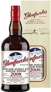 Glenfarclas Vintage 2008 Christmas Single Malt Bottled 2018 0,7 Liter 46% Vol.
