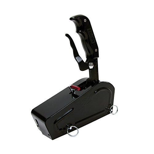 B&M 81052 Pro Stick Black Automatic Shifter with Stealth Magnum Grip