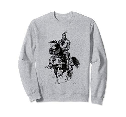 Albanian Eagle Grunge Skanderbeg Vintage albanische Flagge Sweatshirt
