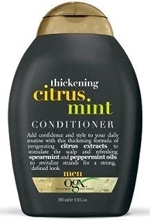Organix Men's Citrus Mint Conditioner 13 oz. (Pack of 2)