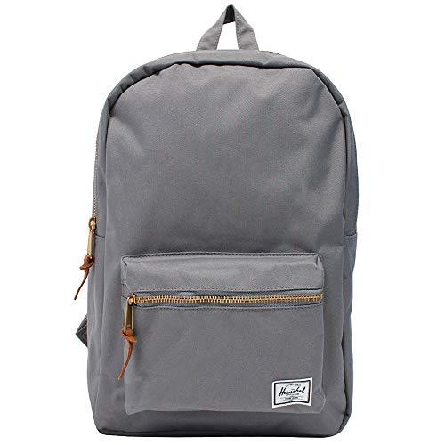 HERSCHEL SUPPLY ハーシェル サプライ Settlement Backpack Mid-Volume セトルメントバックパックミッドボリューム 10033 メンズ レディース 17L Grey:10033-00006 [並行輸入品]