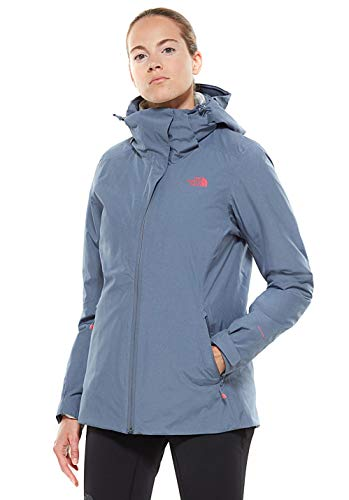 The North Face W Inlux Triclimate -Fall 2018-(T93L2D7FW) - Grsaillegrydarkhtr/tingry - XS