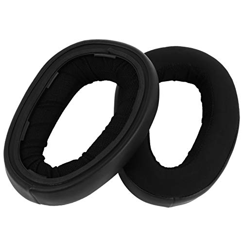 ARTIBETTER 1 par de Almofadas de Substituição de Fone de Ouvido Capa de Fone de Ouvido Almofadas de Fone de Ouvido Compatíveis Com Sennheiser Gsp 600 500 Peças de Reposição de Esponja