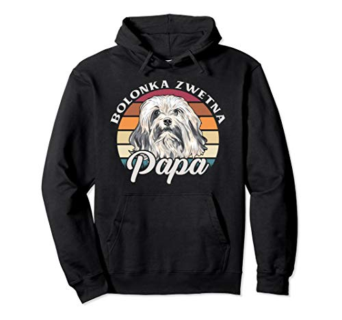 Bolonka Zwetna Papa Pullover Hoodie