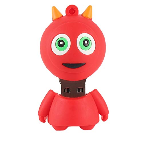 Peanutaoc Cartoon-Teufel/Monster USB-Flash-Laufwerke Pen Drive Creative-Memory Stick