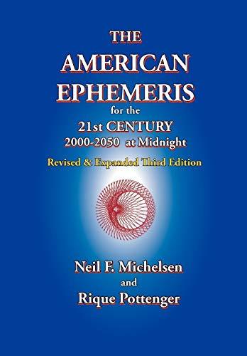 AMER EPHEMERIS FOR THE 21ST-3E