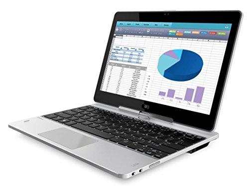 HP Elitebook Revolve 810 G3 Tablet 11.6' Convertible Notebook, Windows, Intel Core i5 2.3 GHz, 8 GB RAM, 256 GB SSD, Silver (Z2D83UT#ABA)