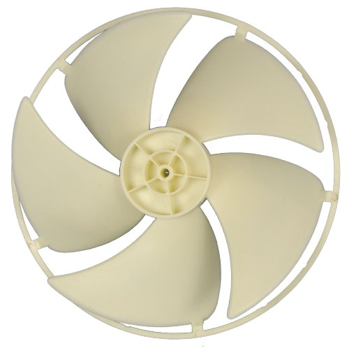 LG Electronics 5900A20015A Air Conditioner Condenser Fan Blade with Slinger Ring