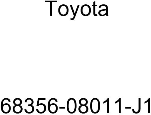 Toyota 68356-08011-J1 Door Superior Charlotte Mall Garnish