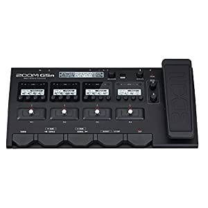Zoom – G5n/IFS – pedaliera multieffetto, amp-simulator, interfaccia audio