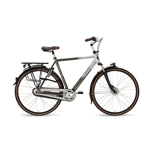 Gazelle Arroyo C8 Herren schwarz 8 Gang Cityrad, Rahmenhöhe:61 cm