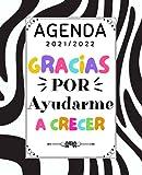 Agenda 2021 2022: Organizador Planificador Semanal, Regalos originales para profesores , regalo para maestra profesora infantil primaria fin de curso