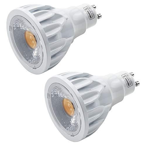 MENGS 2 Stück PAR20 LED Reflektorspot GU10 Leuchtmittel Brine 12W LED Spot Licht 1200 Lumen Ersatz 96W Halogenlampen Warmweiß 3000K 24 ° Abstrahlwinkel AC 85-265V