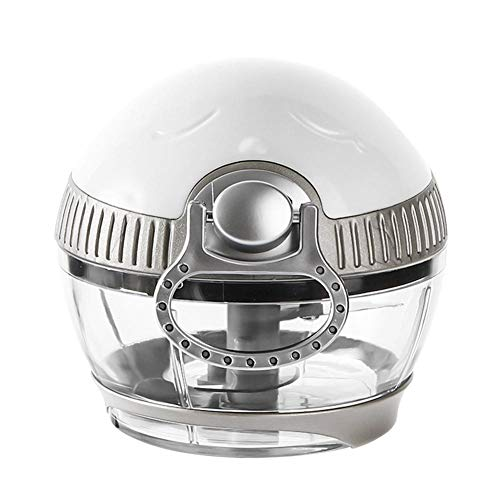 Voyoo Mini Chopper Onion Vegetable Blender Food Speedy Choppers-Manual Food Chopper Powerful Hand Held Chopper Mixer Processor to Chop Vegetables Fruits Nuts Onions Garlic Salad- for Kitchen