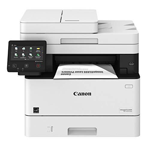 Find Bargain Canon imageCLASS MF424dw Monochrome Printer with Scanner Copier & Fax, Amazon Dash Repl...
