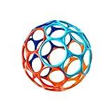 Wakauto Spielen Lochball Praktisch Langlebig Lustig Kreativ Greifen Spielzeug Lernen Lernspielzeug Spielen Ball für Babys (Ohne Glocke)