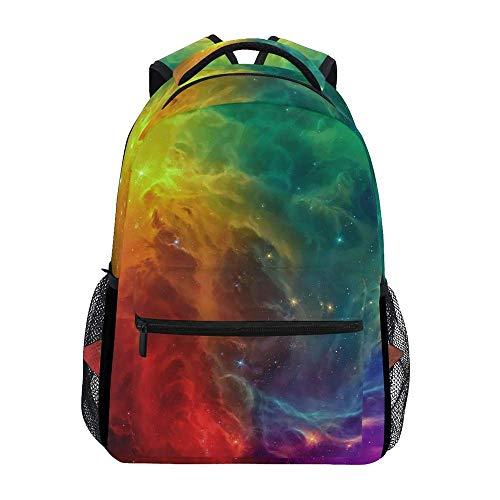 Sac à Dos Voyage Univers SKL Galaxy School Bookbags Épaule Ordinateur Portable Daypack College Bag pour Femmes Hommes Garçons Filles