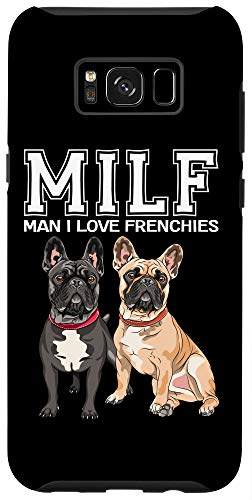 Galaxy S8+ French Bulldog Frenchie Case