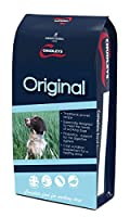 Chudleys original is a traditional and proven muesli based diet designed for dogs in light work, during rest periods or for those than maintain weight easily 20 percent protein, 11.5 percent fat, ideal for dogs with a low to moderate workload Nutriti...