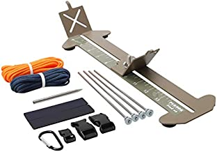 Catcan 2 in 1 Paracord Jig, Paracord Bracelet and Paracord Jig Making Kit, Adjustable Length DIY Craft Paracord Tools 4