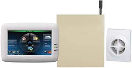 VISTA-21IP Control Panel Bundle Kit Tuxedo WiFi Color Touchscreen Keypad