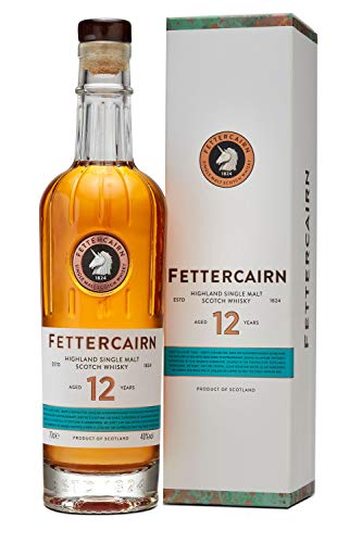 Fettercairn - Highland Single Malt Scotch - 12 year old Whisky