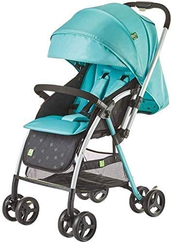 Best Deals! GPWDSN Baby Pushchair, Stroller High Landscape Can Sit Horizontal Portable Folding Two-W...