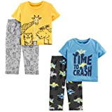 Simple Joys by Carter's Boys' Toddler 4-Piece...
