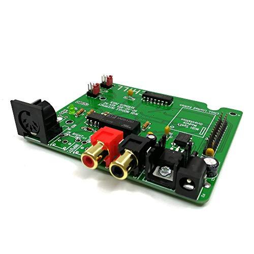 xcelValley - Waveblaster Modul MIDI Schnittstellenkarte Soundkarte Wavetable DB50XG NEC XR385