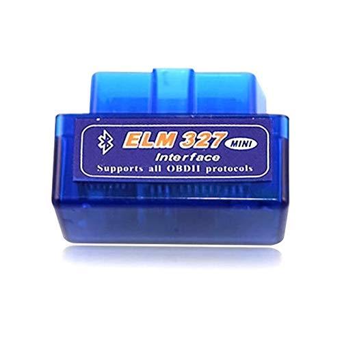 Konglyle Mini Bluetooth Automobil Diagnostik Scan-Tool ELM327 OBDII OBD2 Auto Scanner für Android Geräte V2.1