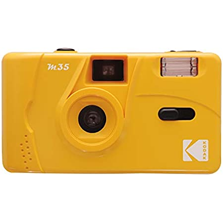コダック フィルムカメラM35 イエロー