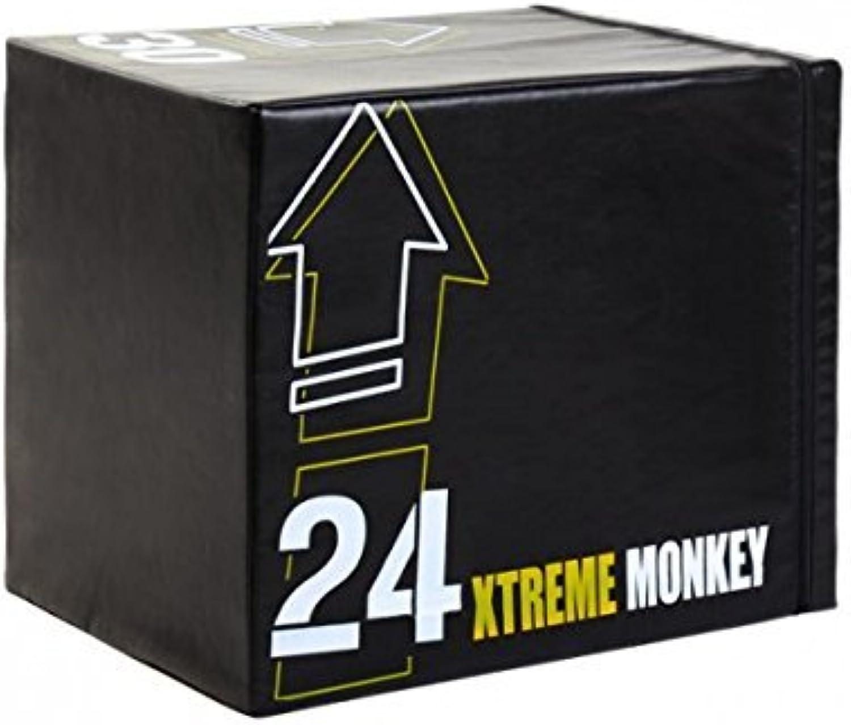 Soft Wood Plyo Box w WeightShift Technology  Xtreme Monkey