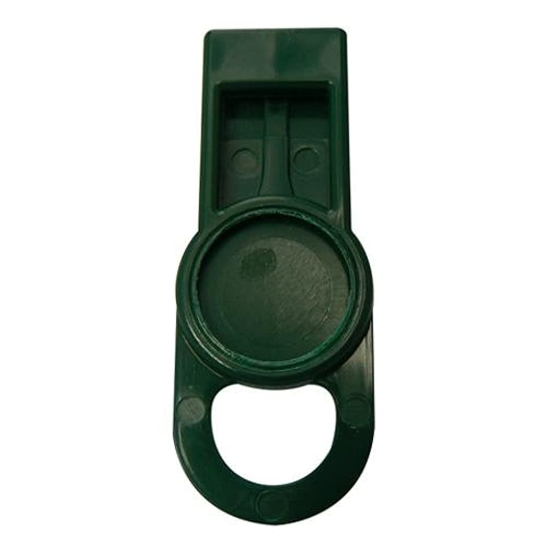 OIL SAFE 205503 ID Washer Tab, Dark Green (Pack of 6)