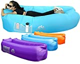 Wekapo Inflatable Lounger Air Sofa Hammock-Portable,Water Proof&...