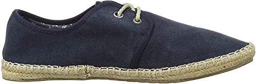 Pepe Jeans London Tourist Basic 4.0, Alpargata Hombre, Azul (Navy), 44 EU